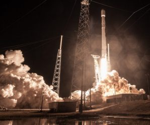 SPACEX X-37B test vehicle just launched!!!!