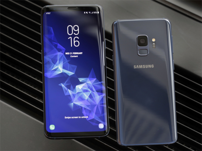samsung galaxy s9 spec