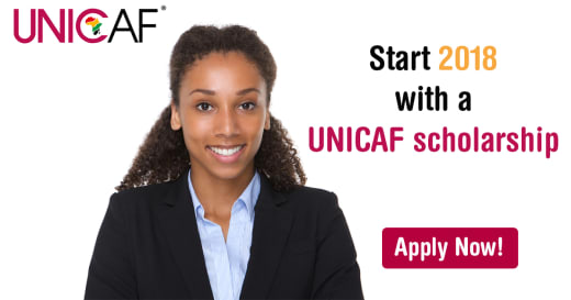 UNICAF Scholarship 2018