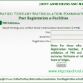 Upload  Waec Result To Jamb Portal on your phone