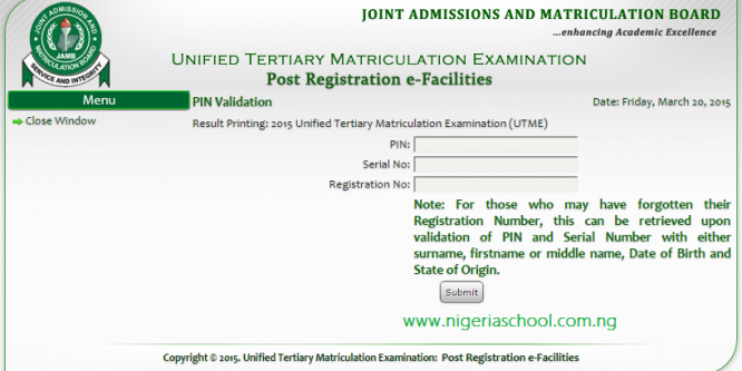 Upload Waec Result To Jamb Portal