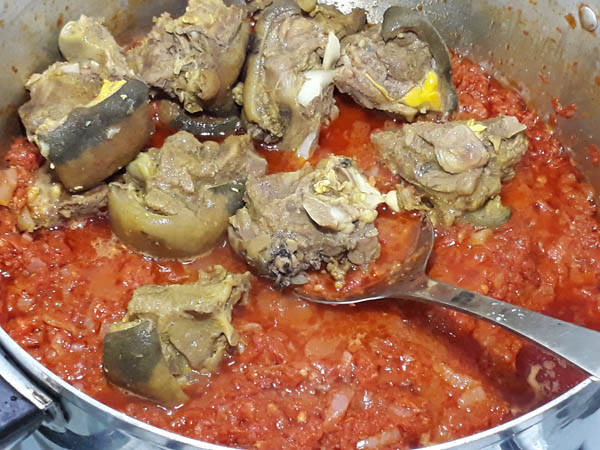 Nigerian tomato stew Recipe