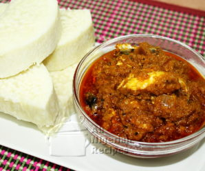 Garden Egg Sauce Recipe made simple the African style
