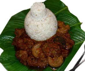 Ofada Sauce Recipe for the perfect meal