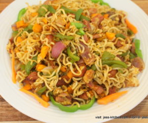 Indomie noodles recipe made easy in 5 minutes