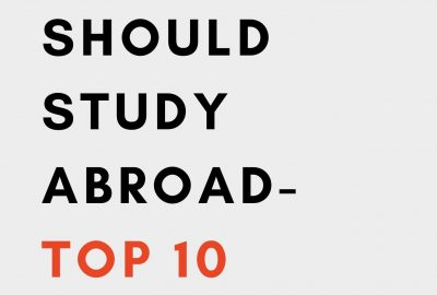 Why Nigerians should study abroad